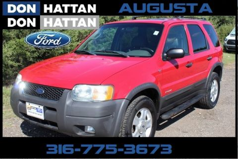 Pre-Owned 2002 Ford Escape XLT