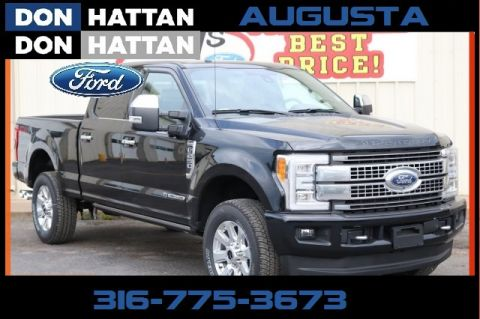 New Ford F-250SD Platinum