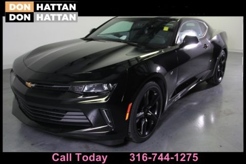 New Chevrolet Camaro 2LT
