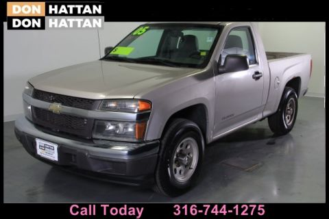 Used Chevrolet Colorado Base