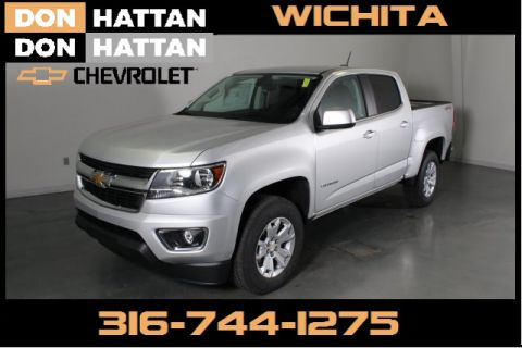 New Chevrolet Colorado LT