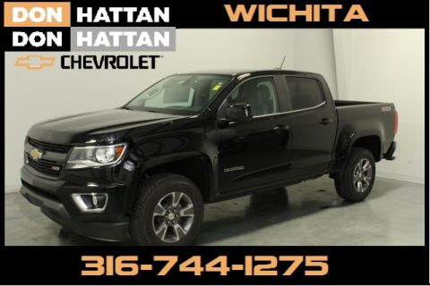 New Chevrolet Colorado Z71
