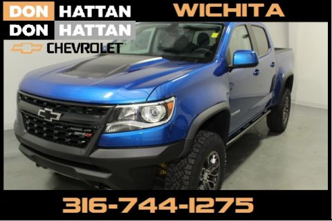 New Chevrolet Colorado ZR2
