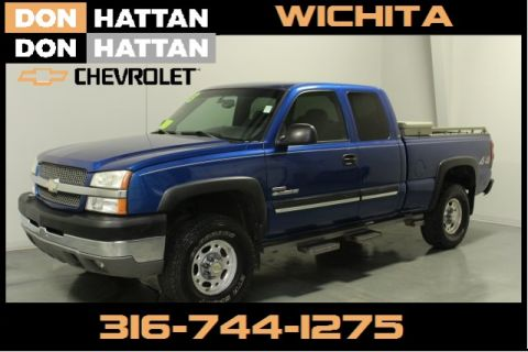 Used Chevrolet Silverado 2500HD LS