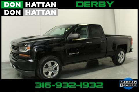Used Chevrolet Silverado 1500 Custom
