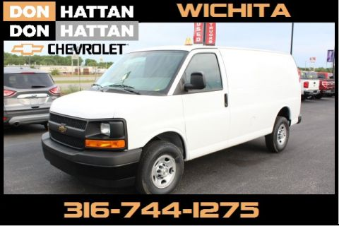 New Chevrolet Express 2500 Work Van