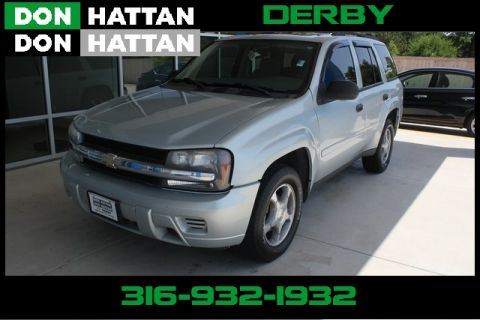Used Chevrolet TrailBlazer LS