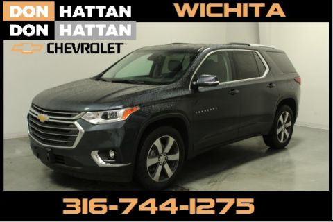 New Chevrolet Traverse LT Leather