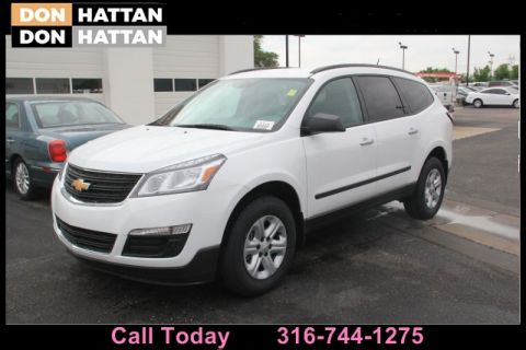 New Chevrolet Traverse LS w/1LS
