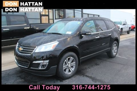 New Chevrolet Traverse LT Cloth w/1LT