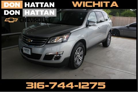 Used Chevrolet Traverse LT