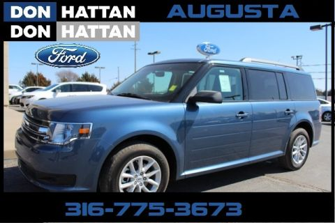 New Ford Flex SE
