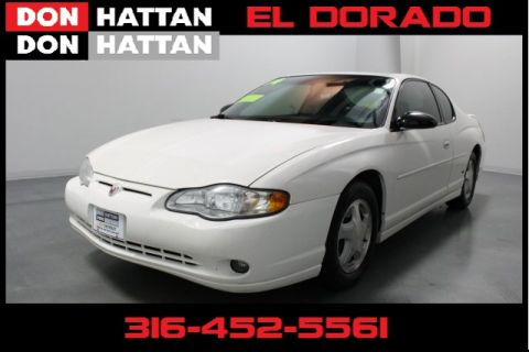 Used Chevrolet Monte Carlo SS
