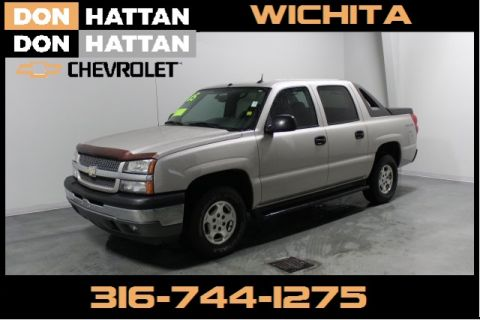 Pre-Owned 2005 Chevrolet Avalanche 1500 LS