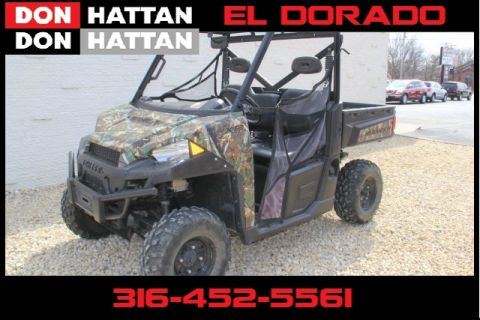 Used POLARIS RANGER 4X4
