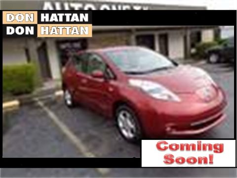 Used Nissan Leaf SL