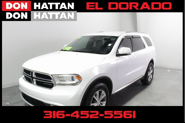Pre-Owned 2014 Dodge Durango Limited