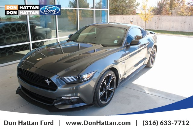 2017 Mustang Gt Premium >> Pre Owned 2017 Ford Mustang Gt Premium Rwd 2d Coupe