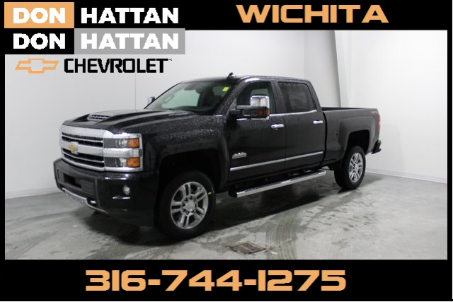 New 2019 Chevrolet Silverado 2500HD High Country 4D Crew ...