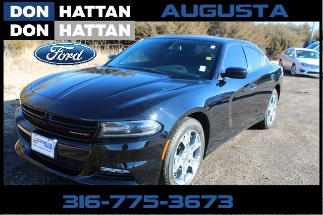 Pre Owned 2017 Dodge Charger Sxt 4d Sedan In Wichita F555 Don