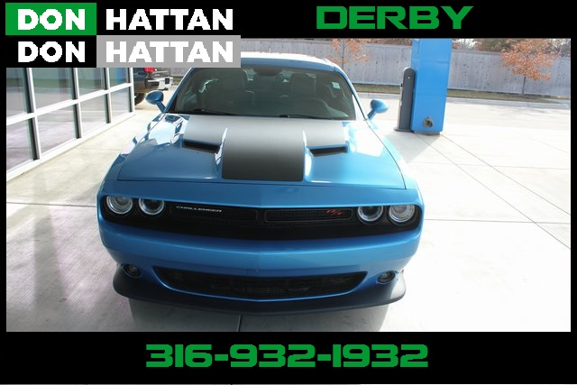 Don Hattan Chevrolet >> Pre-Owned 2015 Dodge Challenger R/T Scat Pack 2D Coupe in ...