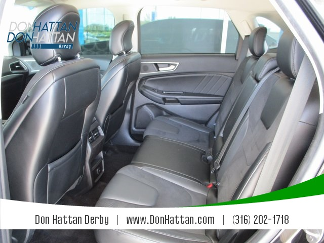Pre-Owned 2017 Ford Edge Sport