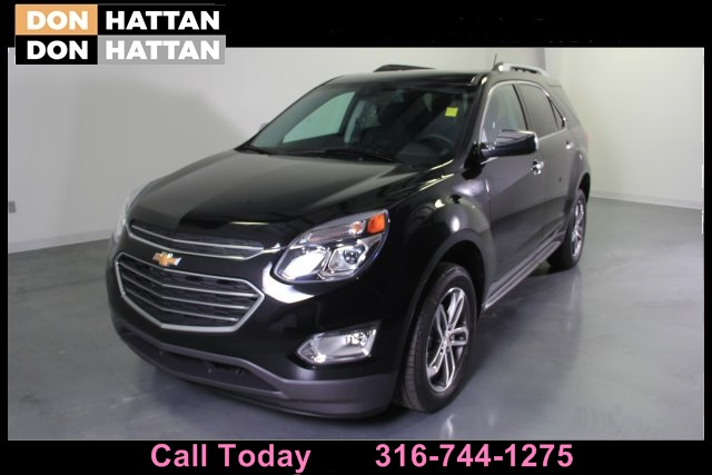 New 2017 Chevrolet Equinox Premier