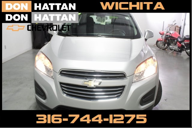 Pre-Owned 2015 Chevrolet Trax LS