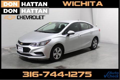 Pre-Owned 2016 Chevrolet Cruze LS