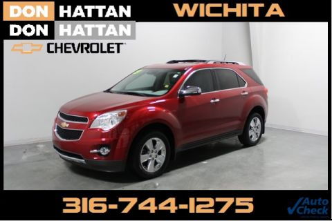 Pre-Owned 2013 Chevrolet Equinox LTZ